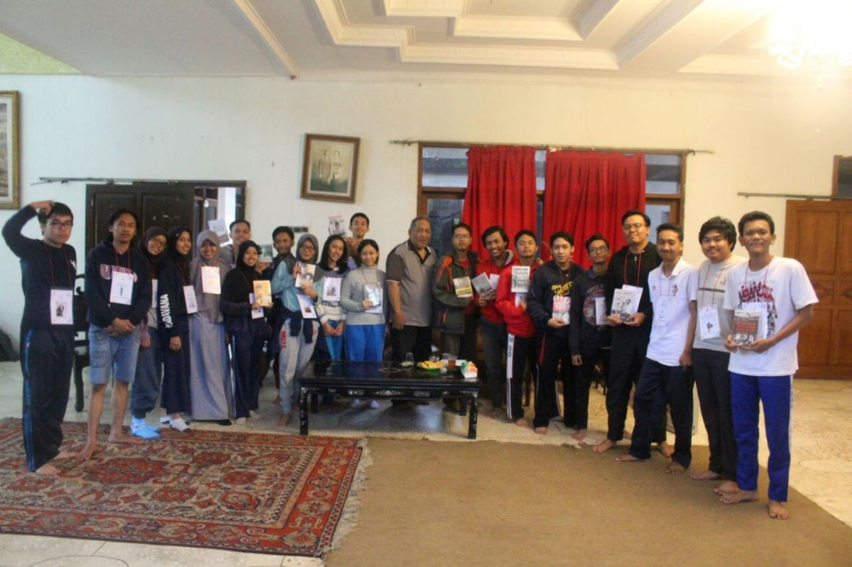 Jumpa Kerabat Sejarah FIB Universitas Indonesia